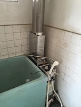 武蔵野市アパート シャワー付きバランス釜