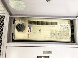 川崎市中原区rux-1616st→rux-vs1616t-e 給湯器 修理 交換 取付工事