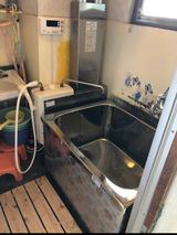 guq-5d→rf-1370ffs 低浴槽550交換工事